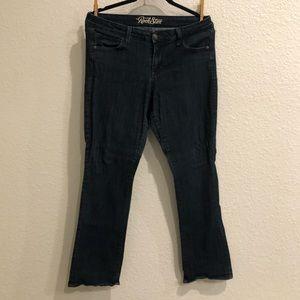Old Navy Rockstar Jeans size 14 dark wash